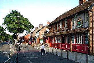 Southcoates - Southcoates Lane (2008)