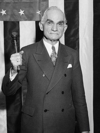Jo Byrns - Image: Speaker of the House Joseph Byrns LCCN2016890551.tif (cropped)