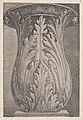 Speculum Romanae Magnificentiae- Vase Encircled by Acanthus Leaves MET DP870071.jpg