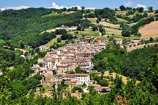 Spinete Comune in Molise, Italy