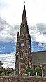 Spire of All Saints, Thornton Hough 1.jpg