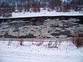 Srbsko, Berounka, plující ledy (01).jpg