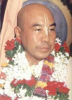 Bhaktisvarupa Damodar Swami - Founding Director