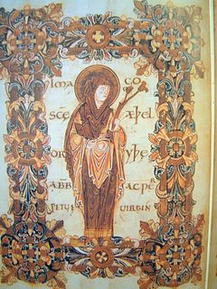 Æthelthryth Abbess of Ely