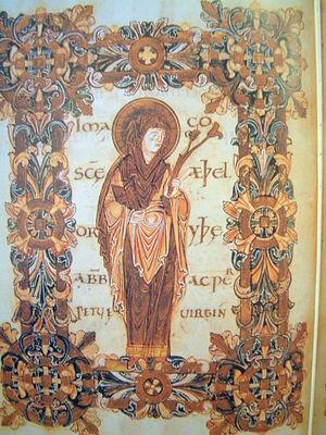 Æthelthryth - Saint Æthelthryth