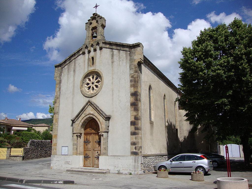 St.Julien-en-Saint-Alban (Ardèche, Fr) église catholique.JPG
