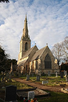 St.Mary's church, Carlton-on-Trent - geograph.org.uk - 92371.jpg