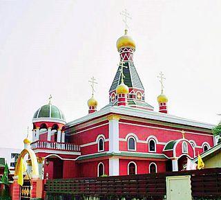Eastern Orthodox Church in Thailand