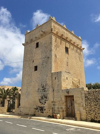 Santa Cecilia Chapel - The nearby Santa Cecilia Tower, which was built in 1613