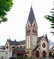Catholic parish church of St. Christophorus