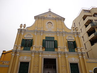 Catholic Church in Macau