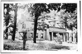 St. John's Church, Rectory, Bedford Road, Pleasantville, Westchester County, NY HABS NY,60-PLEAV,3-1.tif
