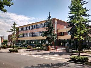 St. John's International School (Belgium) - Image: St. John's International School, Belgium