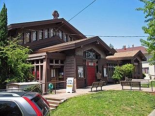 St. Johns Presbyterian Church (Berkeley, California) United States historic place