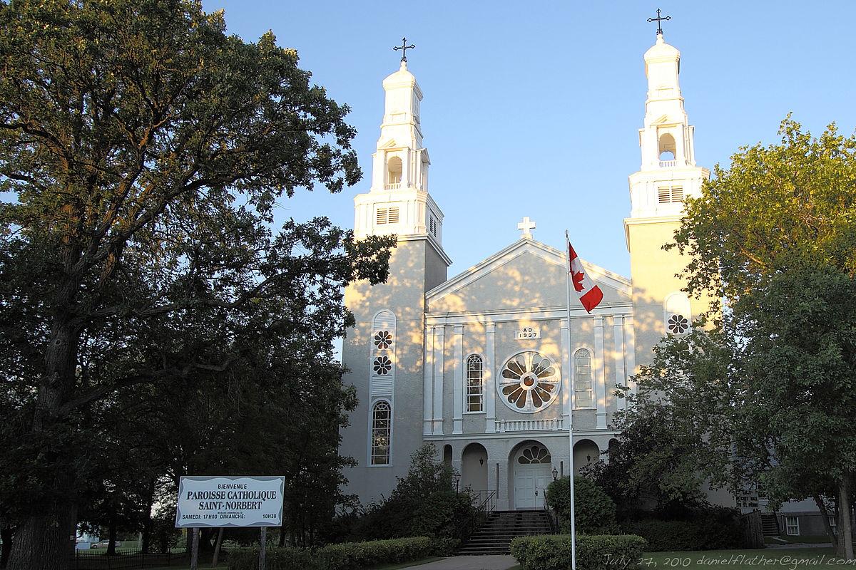 St. Norbert, Winnipeg ...