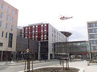 St. Olavs Hospital, AHL-senteret.JPG