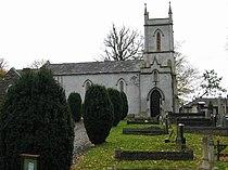 St. Patrick's Templepatrick - geograph.org.uk - 78365.jpg