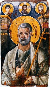 St. Peter (portrayed as a Roman consul).jpg