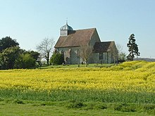 St. Rumwolds' Church, near Bonnington, Romney Marsh, Kent. - geograph.org.uk - 4902.jpg