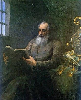 Isaac of Armenia - Saint Isaac