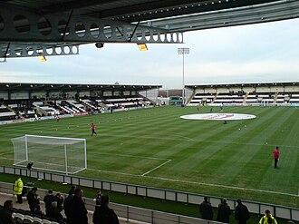 St Mirren F.C. - St Mirren Park