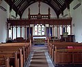 St John's Church, Allerston - Interior - geograph.org.uk - 495716.jpg