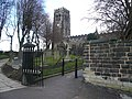 St Lawrence Church Entrance Gate and Footpath - geograph.org.uk - 338044.jpg
