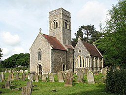 St Mary's church, Gillingham, Norfolk - geograph.org.uk - 1345565.jpg