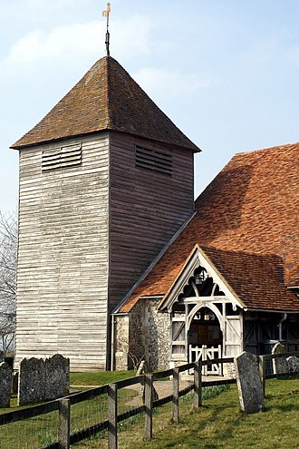 Michelmersh - Image: St Marys Church Michelmersh