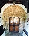 St Michael, Shalfleet - Doorway - geograph.org.uk - 1173614.jpg