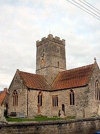 St Michael and All Angels Church, Bawdrip - geograph.org.uk - 85565.jpg