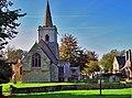 St Peter's Church, Coton, Cambridge - geograph.org.uk - 773163.jpg