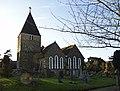 St Peter's Church, Limpsfield, Surrey - geograph.org.uk - 1134467.jpg