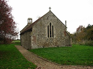 Bittering - Image: St Peter's church, Bittering (2) geograph.org.uk 607257