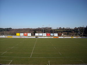 CA Lannemezan - Stade François Sarrat