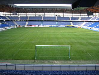 Stade Auguste Bonal - Image: Stade Sochaux Bonale 2