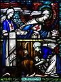 Stained Glass Showing Nurses' Devotion in First World War - City Hall - Belfast - Northern Ireland - UK (41789987320).jpg