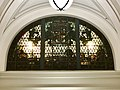 Stained glass (details) at the Brisbane City Hall.jpg
