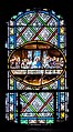 Staines glass window in the Church of Our Lady of the Assumption in Domme 06.jpg