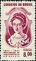 Stamp of Brazil - 1962 - Colnect 263041 - Empress Leopoldina.jpeg