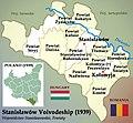 Stanisławów Voivodeship 1939 Poland (Województwo Stanisławowskie).jpg