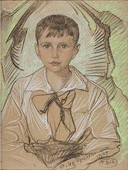 Portret Karola Krystalla