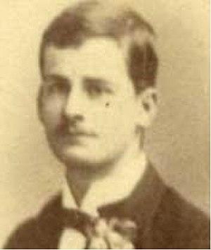 Stan Reid - Stan Reid at Scotch College (c.1890)
