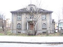 Stara kamienica przy ulicy Józefa Bema - 001.JPG