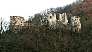 Samobor - Ruins of Samobor Castle
