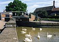 Start and finish of the Stratford Canal - geograph.org.uk - 883507.jpg