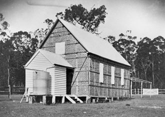 Mount Cotton, Queensland - Mount Cotton Lutheran Church, 1931