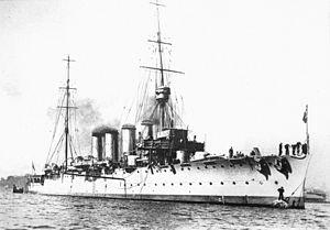 Battle of Cocos - HMAS Sydney