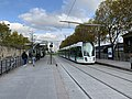 Station Tramway Ligne 3a Maryse Bastié Paris 7.jpg