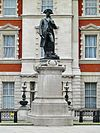 Statue of Captain Cook, The Mall SW1.JPG